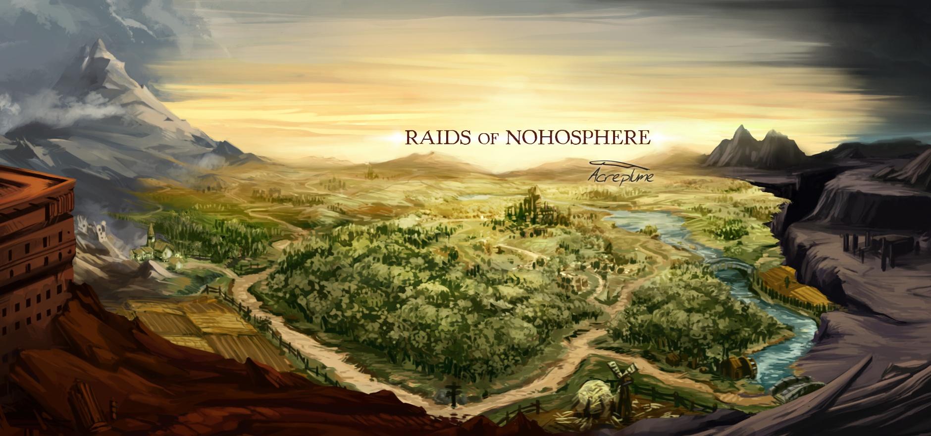 Raids of Nohosphere